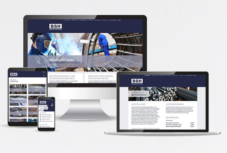 BSH Brühler Stahlhandel